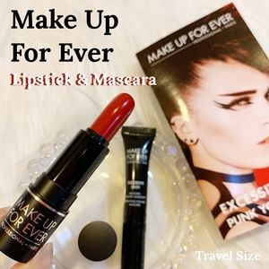 Make Up For Ever Lips & Eyes Duo